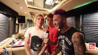Interview: New Politics talk new music, touring and more!