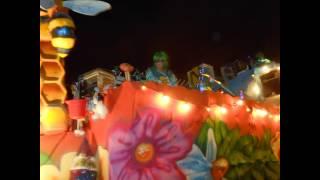 # 24. Dino's Workshop- Mardi Gras 2017 Krewe of Aphrodite parade Houma, la  Slideshow Feb 24 2017