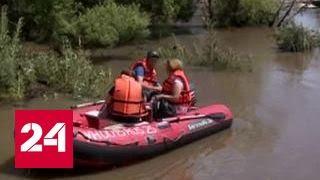 Ливни затопили Дальний Восток