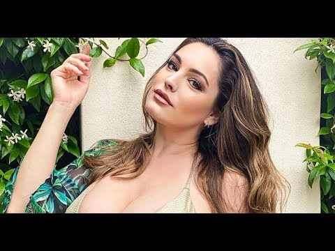 Kelly Brook shows off cleavage in skimpy bikini for red-hot display from YouTube · Duration:  5 minutes 21 seconds