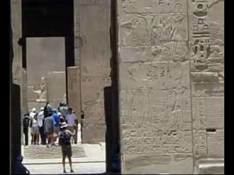 Templos Egipcios - Medinet Habu