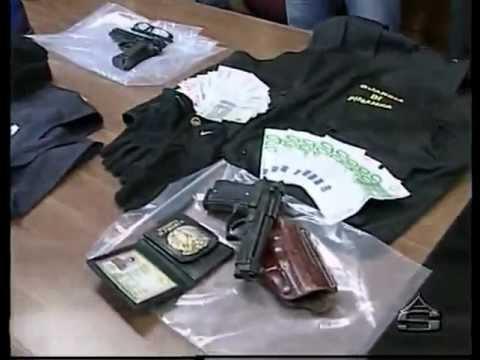 """Trapani - Polizia di Stato arresta la """"Guardia di Finanza"""" - TG La Sicilia"""