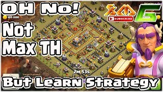 Clash of Clans⭐3-Star in War TH11⭐Promote Skill in The Attack War Base⭐But Not Max All TH11 !