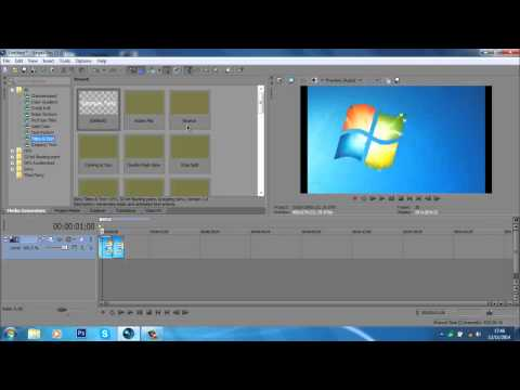 Tutorial  Come inserire testi in Sony Vegas Pro
