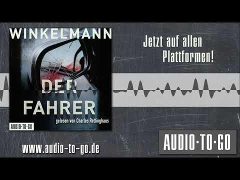 Der Fahrer YouTube Hörbuch Trailer auf Deutsch