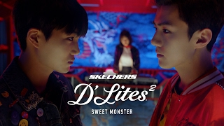 ::SKECHERS SWEET MONSTER LAUNCH::