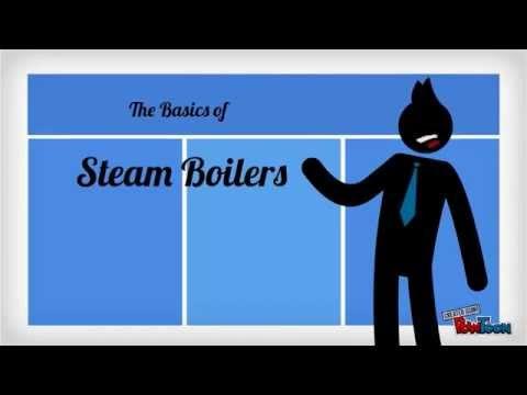 The Basics of Steam Boilers - YouTube