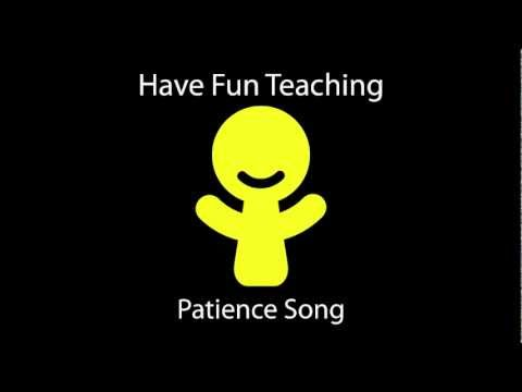 Patience Song - Audio