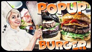 ✿ Лучшие БУРГЕРЫ Парижа: Готовим с Шефом ✿ [PopUp Burger]