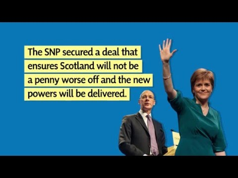 Standing up for Scotland