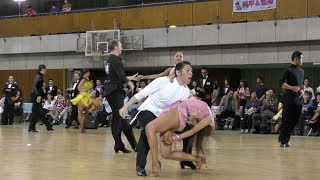 2017 JAPAN DANCE GRANDPRIX 決勝戦 4K