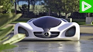 10 Future Concept Cars You Won't Believe