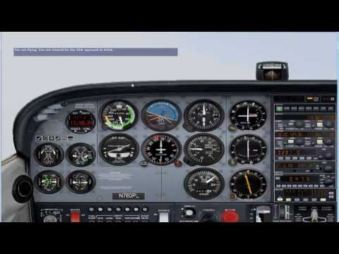 FSX Instrument Rating Check Ride Part 1