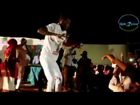 Maslax yare iyo heeso macaan showgii Djibouti Ali sabieh thumbnail