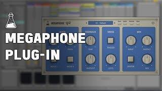 Megaphone - Bullhorn Loudspeaker Emulation Plugin - AudioThing