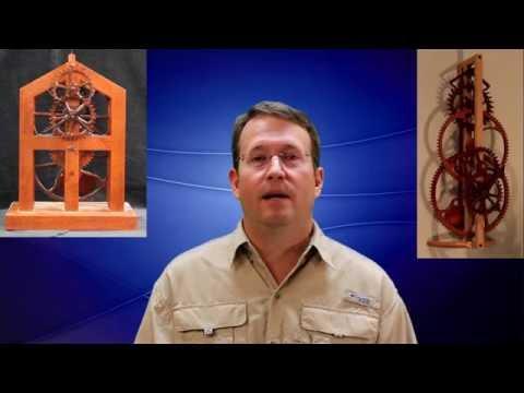 Wooden Geared Clocks - Wassell Woodworking