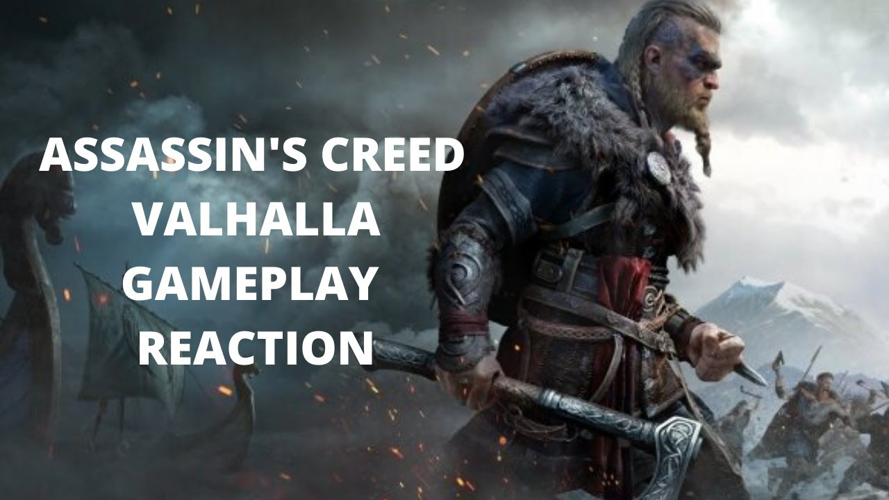 Ubisoft Forward Stream Assassin S Creed Valhalla Gameplay Far Cry 6 Reveal Youtube