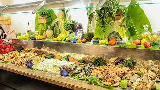 Sushi and Seafood Buffet at Kenza, Ramada by Wyndham Downtown Dubai