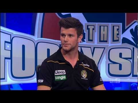 Trent Cotchin-Footy Show-Post Jack Dyer Medal 2012 - 06-09-2012.mpg