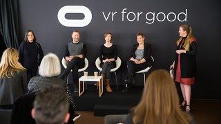 Nonprofits Get the Keys to the VR Kingdom #SkollWF 2017