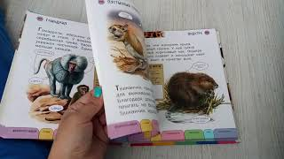 Любимая энциклопедия про животных