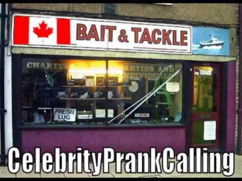 Bait Shop Guy Attacks Cogeco - Crank Call (JohnnyKimbled)