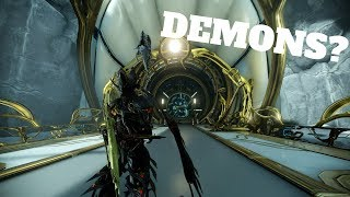 DEMONS? - Warframe (PC) Live Stream and MORE!