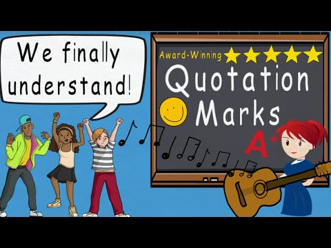 Quotations Song (Quotation Marks by Melissa)
