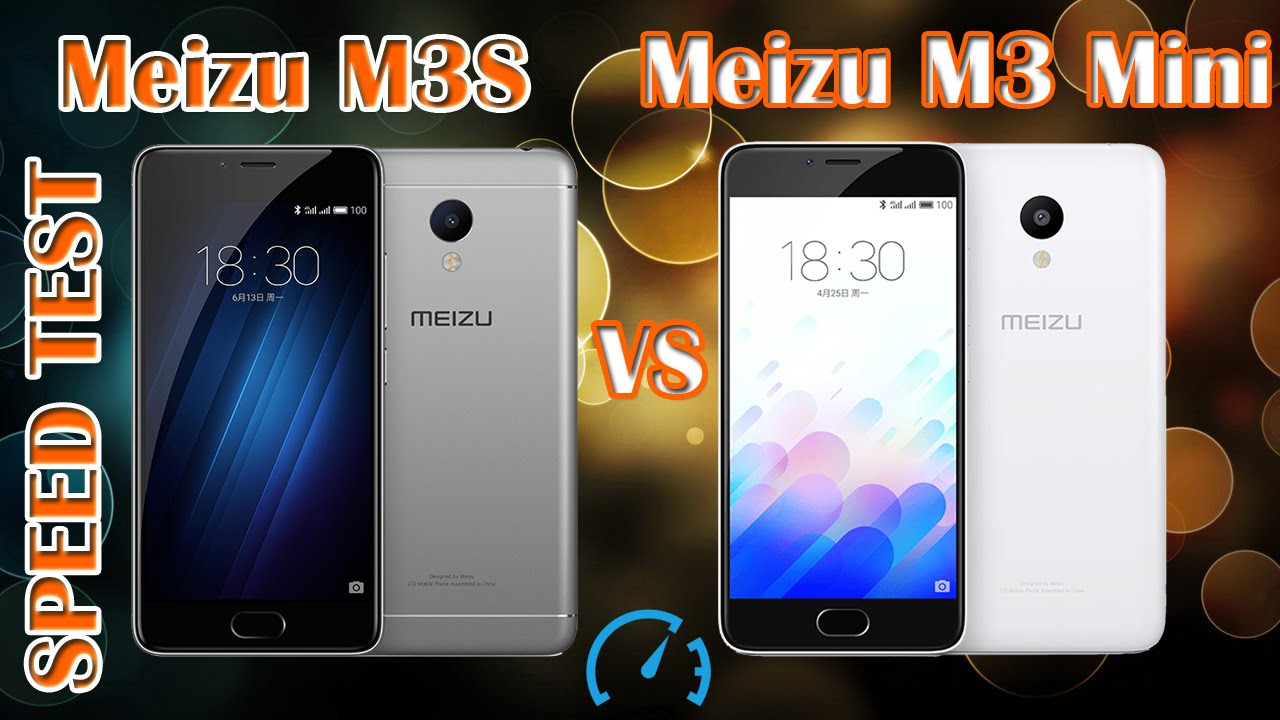 Обзор Meizu M3 (mini) - YouTube