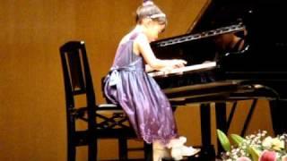 平成23年2月6日 ピアノ発表会 市川ゆい ポップコーン 湯山 昭.