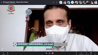 29ª SESSÃO ORDINÁRIA (virtual) - 16/11/2020