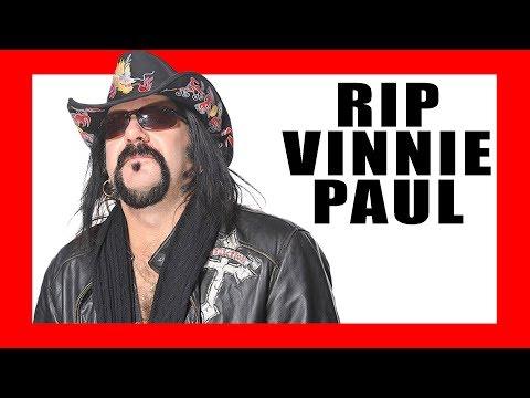 Vinnie Paul 1964-2018: A Look Back at Pantera's Legendary Drummer