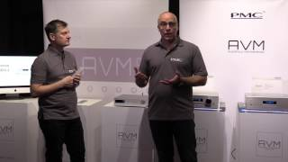 PMC Introduce AVM at The 30th Sound & Vision - The Bristol Show 2017