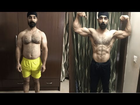 No Supplements Needed for a Six Pack Abs Transformation | FitMuscle TV