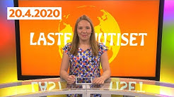 Lasten uutisten erikoislähetys 20.4. – Espanjassa ei saa liikkua ulkona