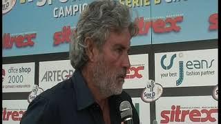 Serie D Girone E Trestina-Real Forte Querceta 3-1