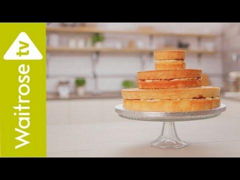 How To Emble A Fiona Cairns Wedding Cake Waitrose