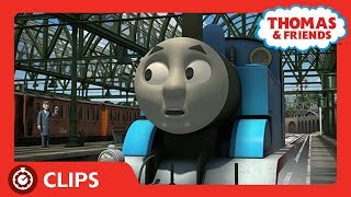Annie and Clarabel Find Lost Property on Their Floor | Clips | Thomas & Friends