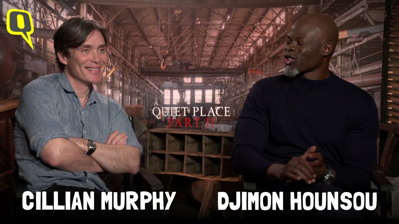 Download Cillian Murphy's Reaction When Asked If He Has Watched Indian films  The Quint