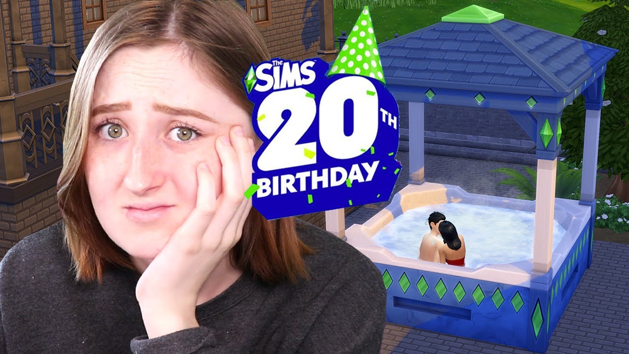 Celebrating 20 YEARS of The Sims... with this...? thumbnail