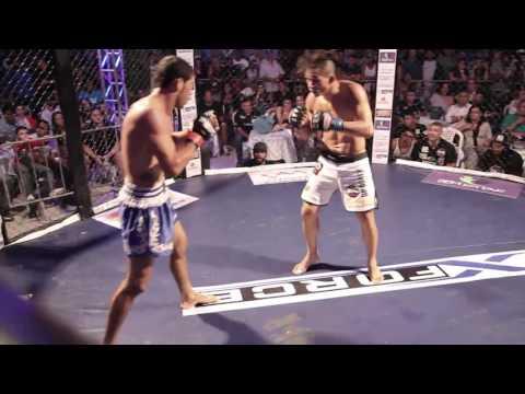 X FORCE MMA