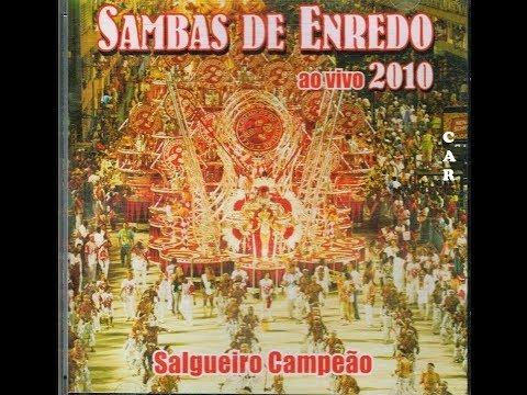 cd samba enredo 2010 rio de janeiro