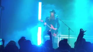 Skindred - Doom Riff - Live Manchester Academy 02.02.2014