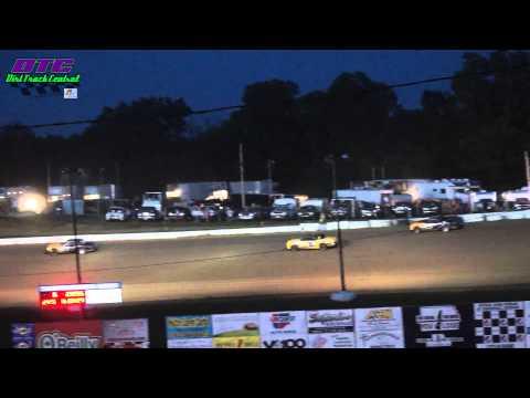 IMCA Hobby Stock A Feature Thunderhill Speedway 6 22 13