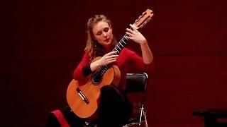 Egberto GISMONTI «Central Guitar» par Clotilde BERNARD – Concours de Guitare Antony 2015