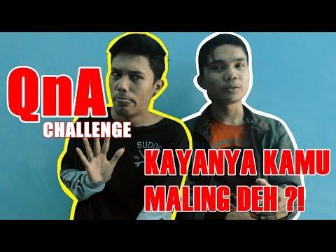 Andhy KHB Rap - QnA CHALLENGE (Jadi Rapper Terinspirasi dari Ecko Show dan Jeri Taufik)