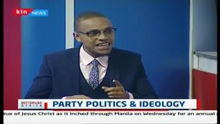 Party politics and ideology : Jubilee party status