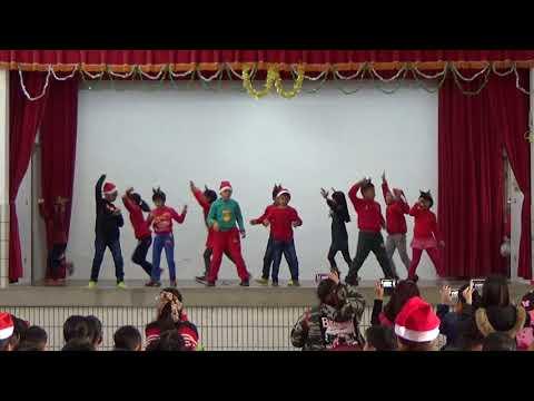 106年聖誕節暨教學參觀日--三年級表演