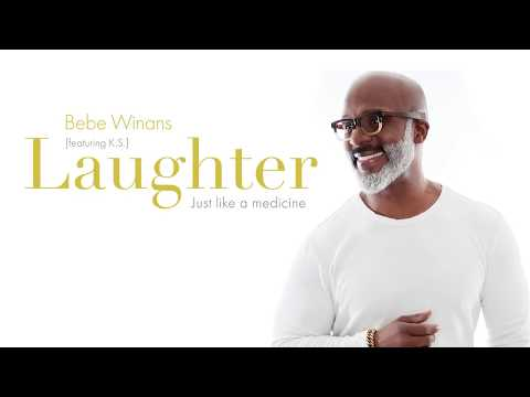 Bebe Winans - Laughter (Lyric Video)