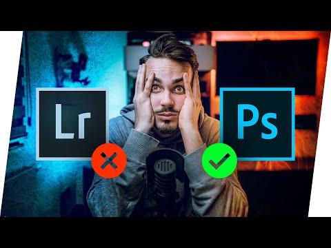 Mein EINFACHER Lightroom & Photoshop Workflow! (Tutorial) [deutsch]